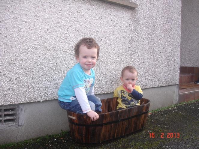 Jonah and Seth